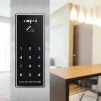 Khóa cửa điện tử LOCPRO C70 ( Trắng ).,